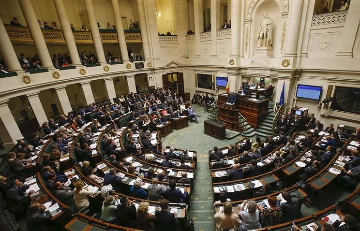 Парламент Бельгии рассмотрит вопрос об отмене санкций против России