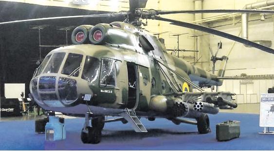 Создан украинский вертолет, способный летать после отказа двигателя