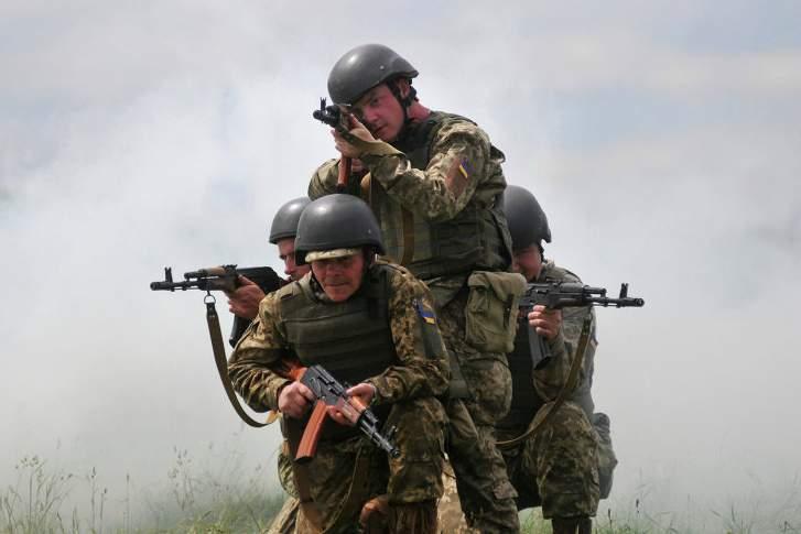 На Херсонщине заблокировали военных инженеров