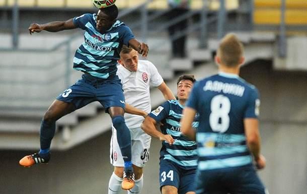 Луганская Заря начинает чемпионат с разгромной победы