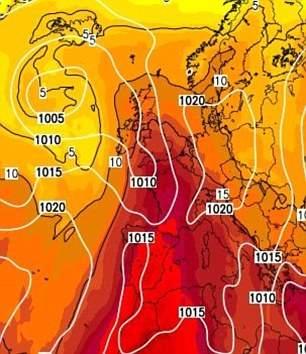 В Кувейте был зафиксирован самый жаркий день за все время измерения температуры на Земле