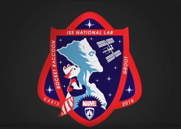 Ракета и Грут появятся на новой эмблеме NASA