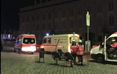 В центре немецкого Ансбаха взрыв был устроен намеренно