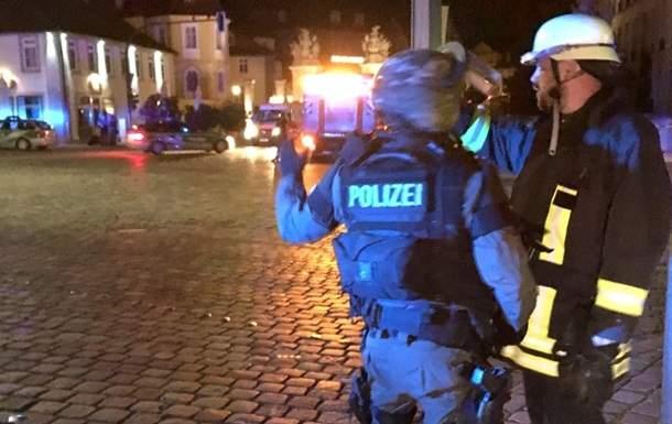 Погибший человек в результате взрыва в ресторане Германии и был его исполнителем