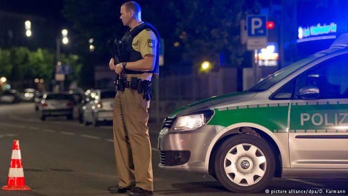 Полиция проверяет причастность виновника теракта в Ансбахе к