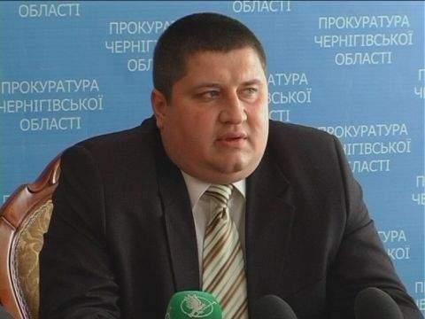 После угроз Ляшка, прокурор Черниговской области подал в отставку