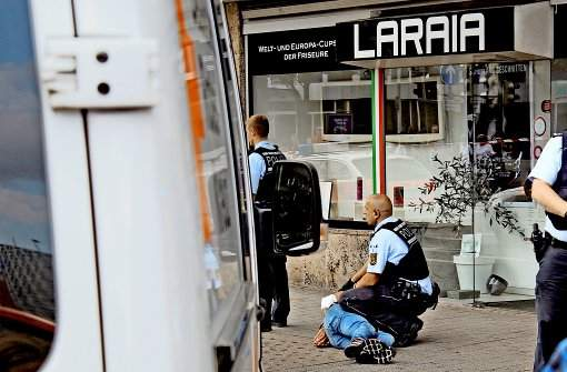 Шокирующее преступление в немецком Ройтлингене: сириец зарезал свою беременную подругу мачете