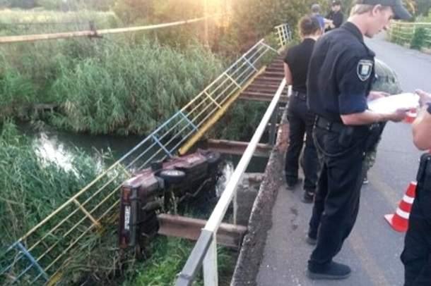 ДТП в Мариуполе произошло по вине пьяного военного за рулем