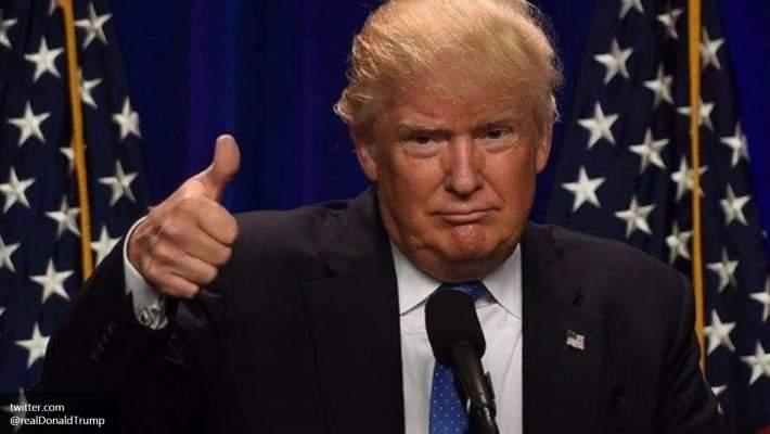 Трамп опережает Клинтон на 3%