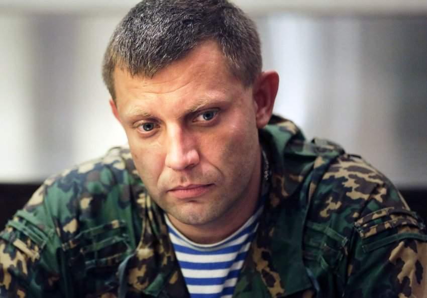 Захарченко готов на встречу с Савченко