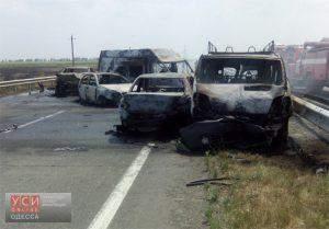 На трассе Одесса-Киев в результате аварии погибли люди