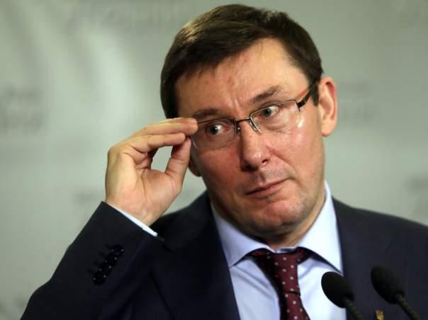 Луценко отрицает факт встречи с Коломойским