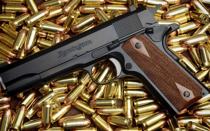 Матиос поддержал легализацию оружия