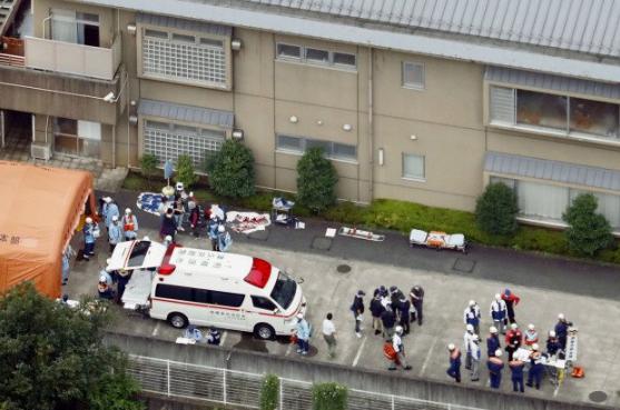 Убивший инвалидов в Японии был психически болен