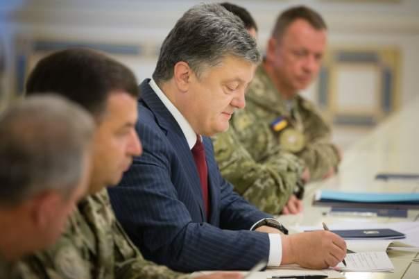 Президент подписал закон о создании Сил специальных операций ВСУ