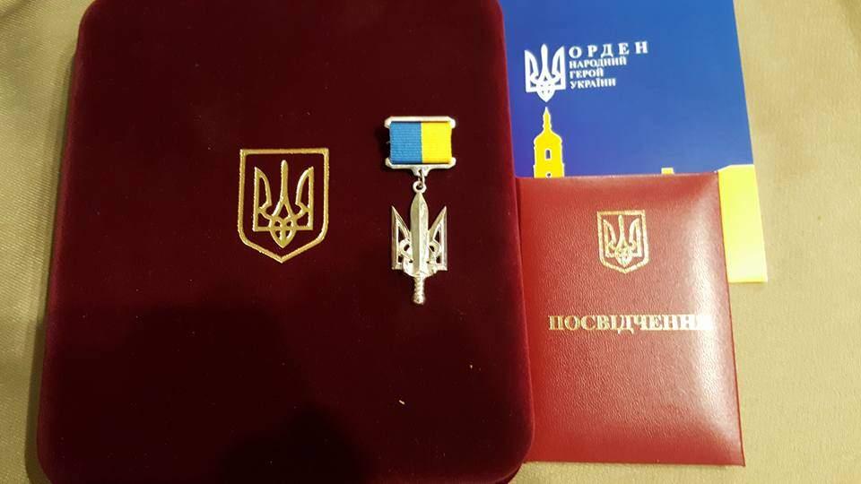 Притула стал народным героем Украины