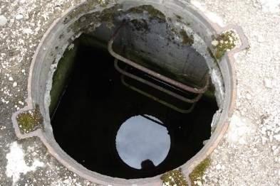 В Киево-Печерской лавре ребенок из Польши упал в открытый люк