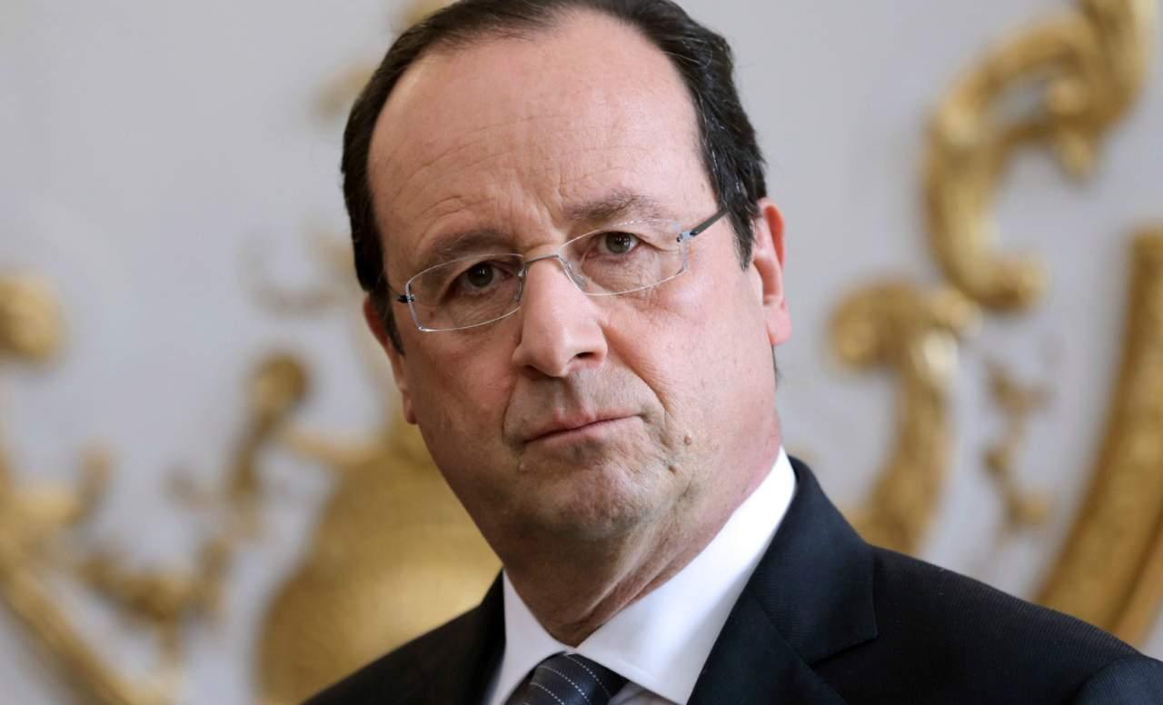 Олланд обвинил боевиков