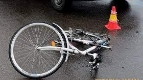 В результате ДТП на Киевщине пострадал велосипедист