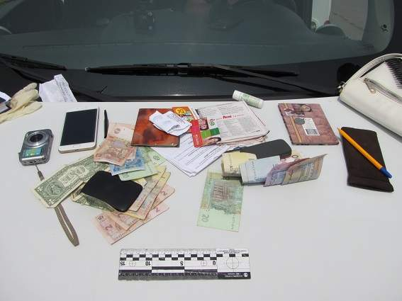 В Киеве полиция задержала серийного грабителя