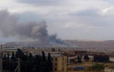 Из-за взрыва в оружейном заводе в Азербайджане ранены 21 человек