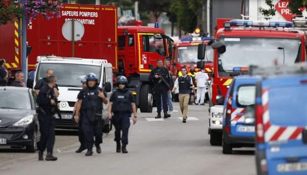 Установлена личность нападавшего на церковь во Франции