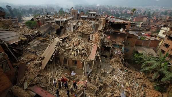 Число жертв наводнений в Непале возросло до 33 человек