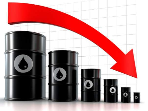 Цены на нефть снова упали