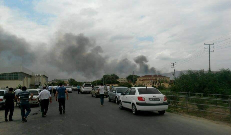 Два человека стали жертвами взрыва на оборонном заводе Азербайджана