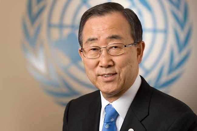 В ООН объявили олимпийское перемирие