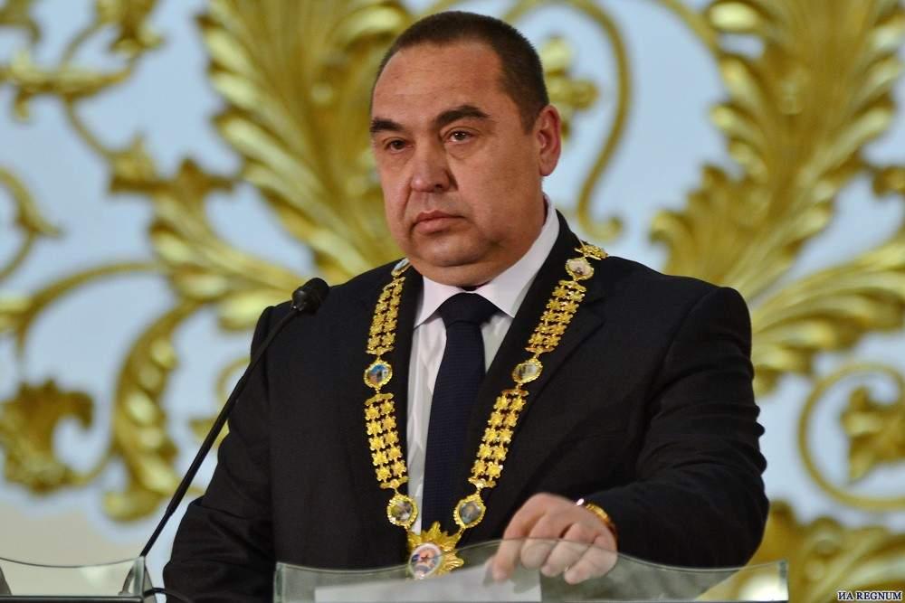 Плотницкий планирует организовать переговоры с Савченко