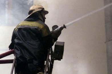 В Оболонском районе Киева горела многоэтажка. Погибли два человека