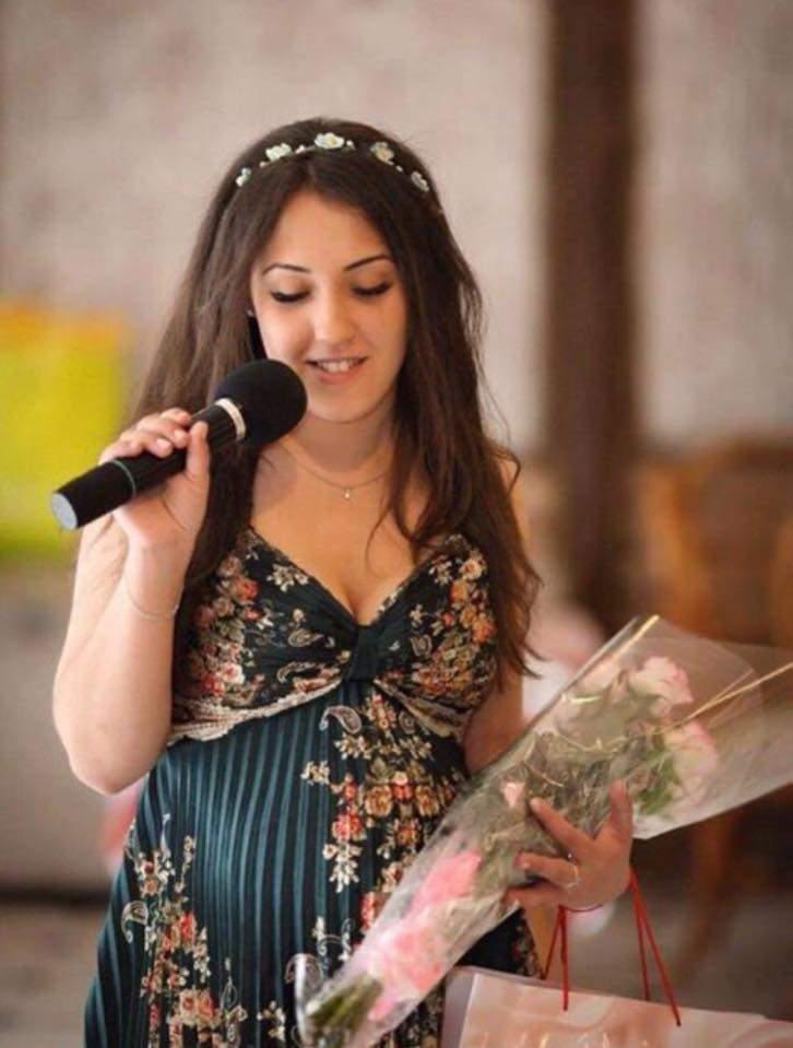 В столице пропала беременная двойней 19-летняя Дарина Лаговская