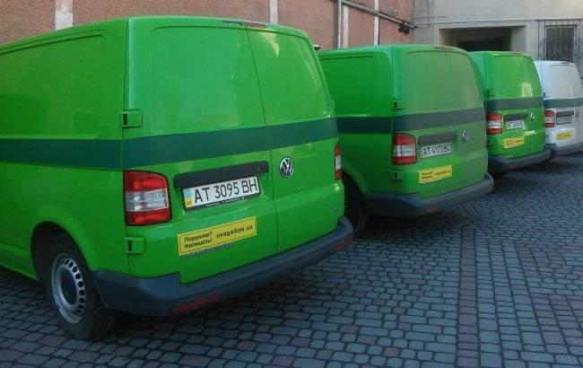 На Харьковшине вооруженные преступники напали на инкассаторский автомобиль