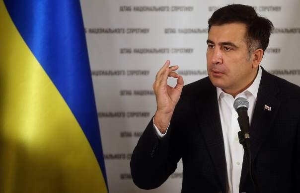 Саакашвили просит правительство помочь с решением вопроса о проведении Евровидения в Одессе