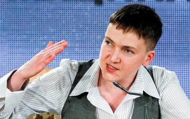 Необходимо легализовать торговлю с Донбассом и перекрыть границу с Россией - Савченко