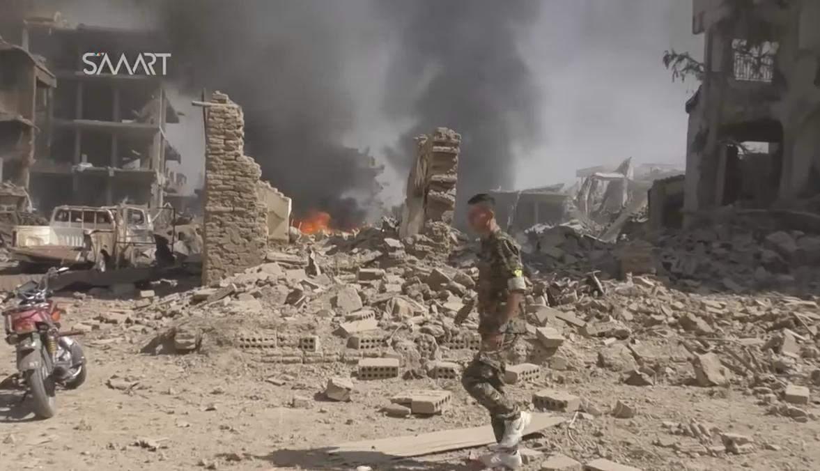 В результате теракта в Сирии погибли 67 человек. Ранения получили 185 человек