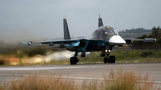 Затраты России на военно-воздушные силы увеличились на 66%