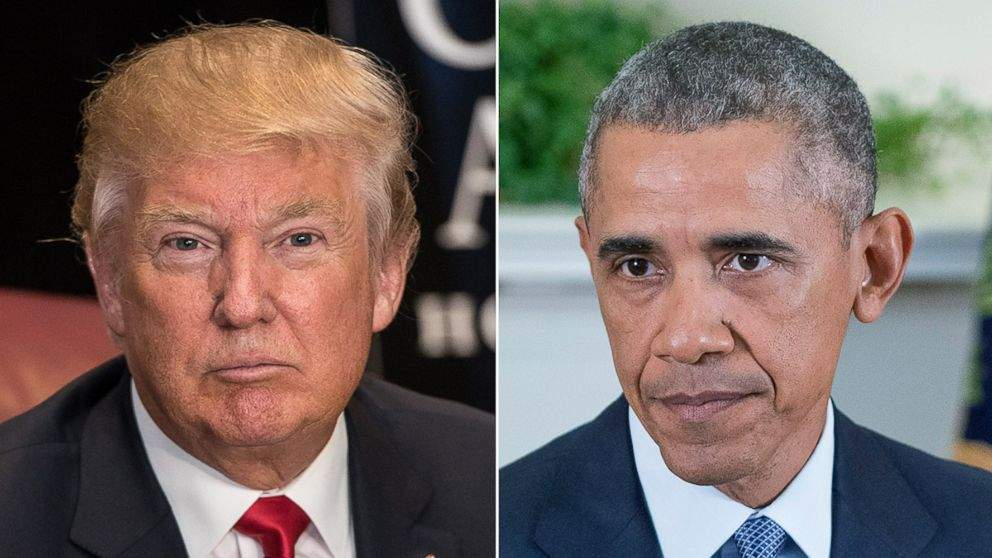 Обама сравнил Трампа с фашистами