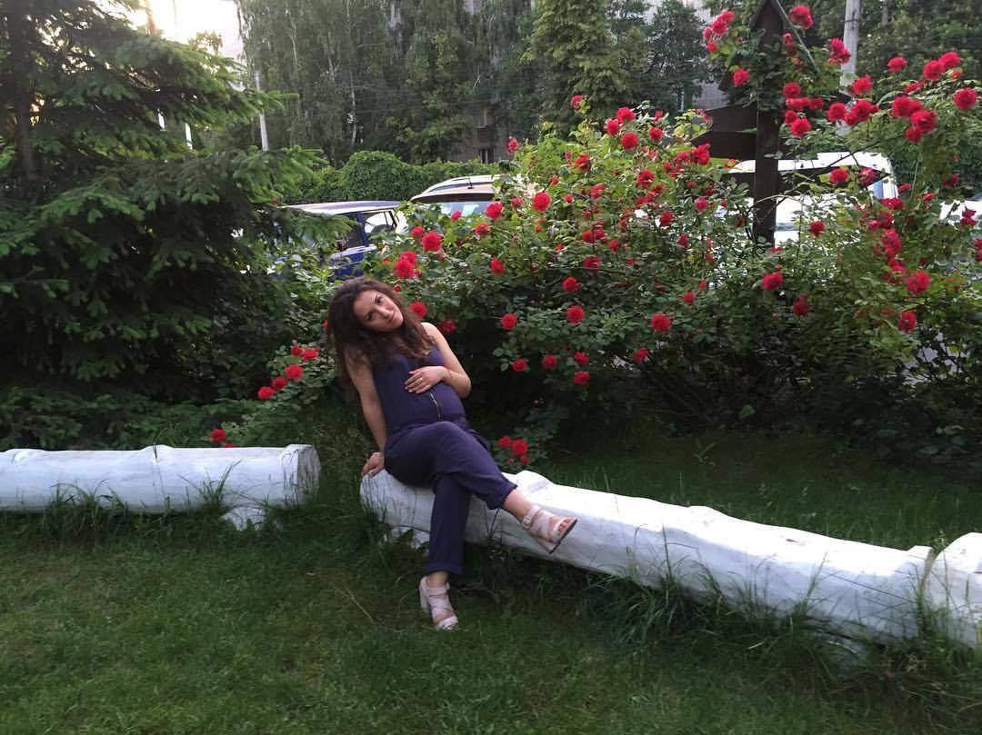 В Киеве нашлась пропавшая беременная двойней Дарина Лаговская