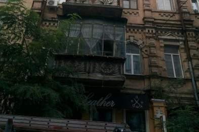 Киевлянин едва не сжег исторический дом, желая позавтракать
