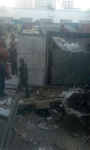 Новые подробности инцидента с одесскими строителями