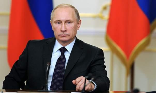 Путин сменил несколько высших чиновников