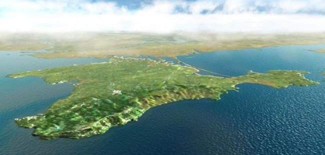Путин ликвидировал Крымский федеральный округ