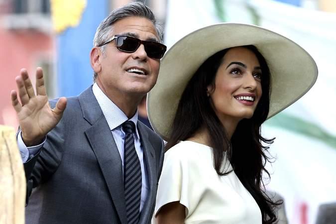 Джордж Клуни вскоре может стать отцом