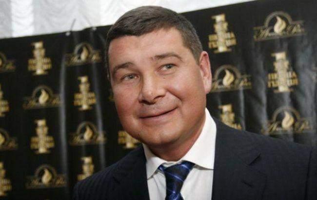 Онищенко написал заявление на отпуск