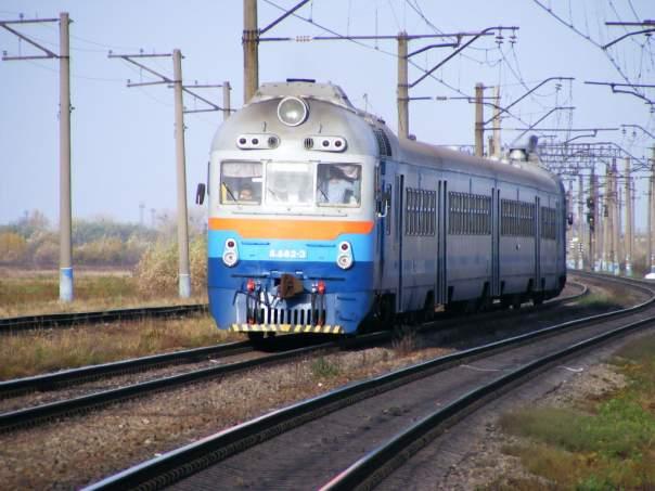 В ДНР запустили курсирование пригородного поезда