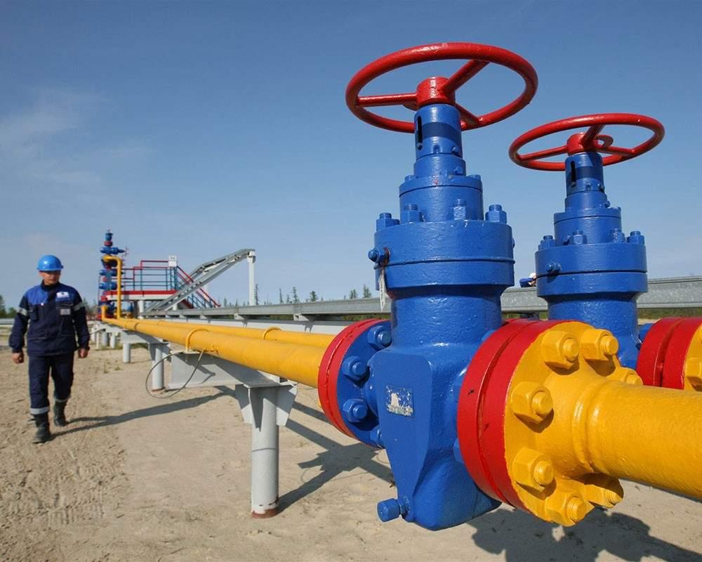 """""""Нафтогаз"""" обратился к Еврокомиссии с просьбой """"следить"""" за транзитом российского газа"""