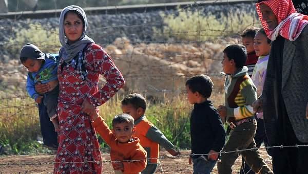 Еврокомиссия выделила 1,4 млрд евро для помощи сирийским беженцам в Турции
