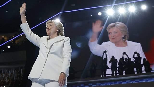 Клинтон заявила о поддержке НАТО в борьбе с